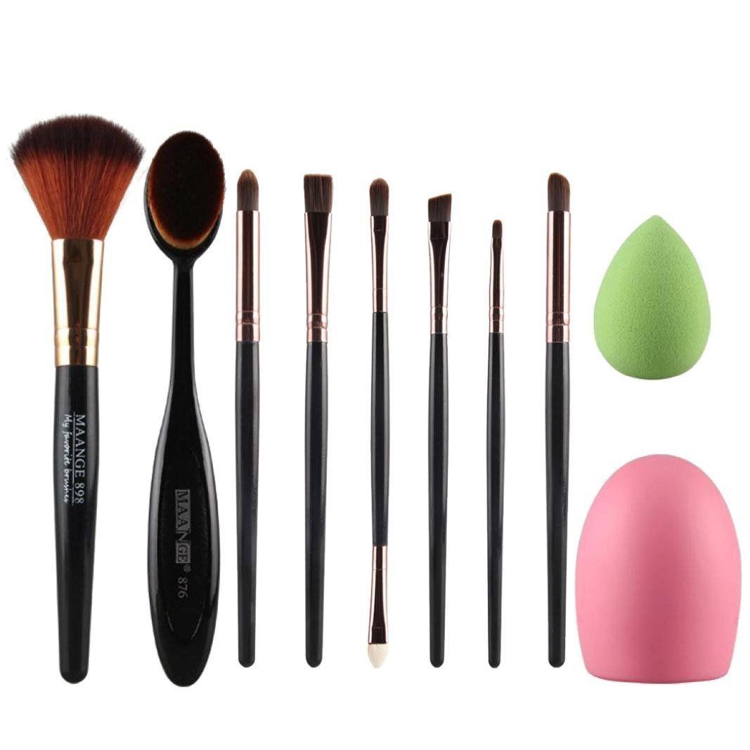 Amazon Com Dayseventh New Arrival 10pcs Makeup Brush Makeup