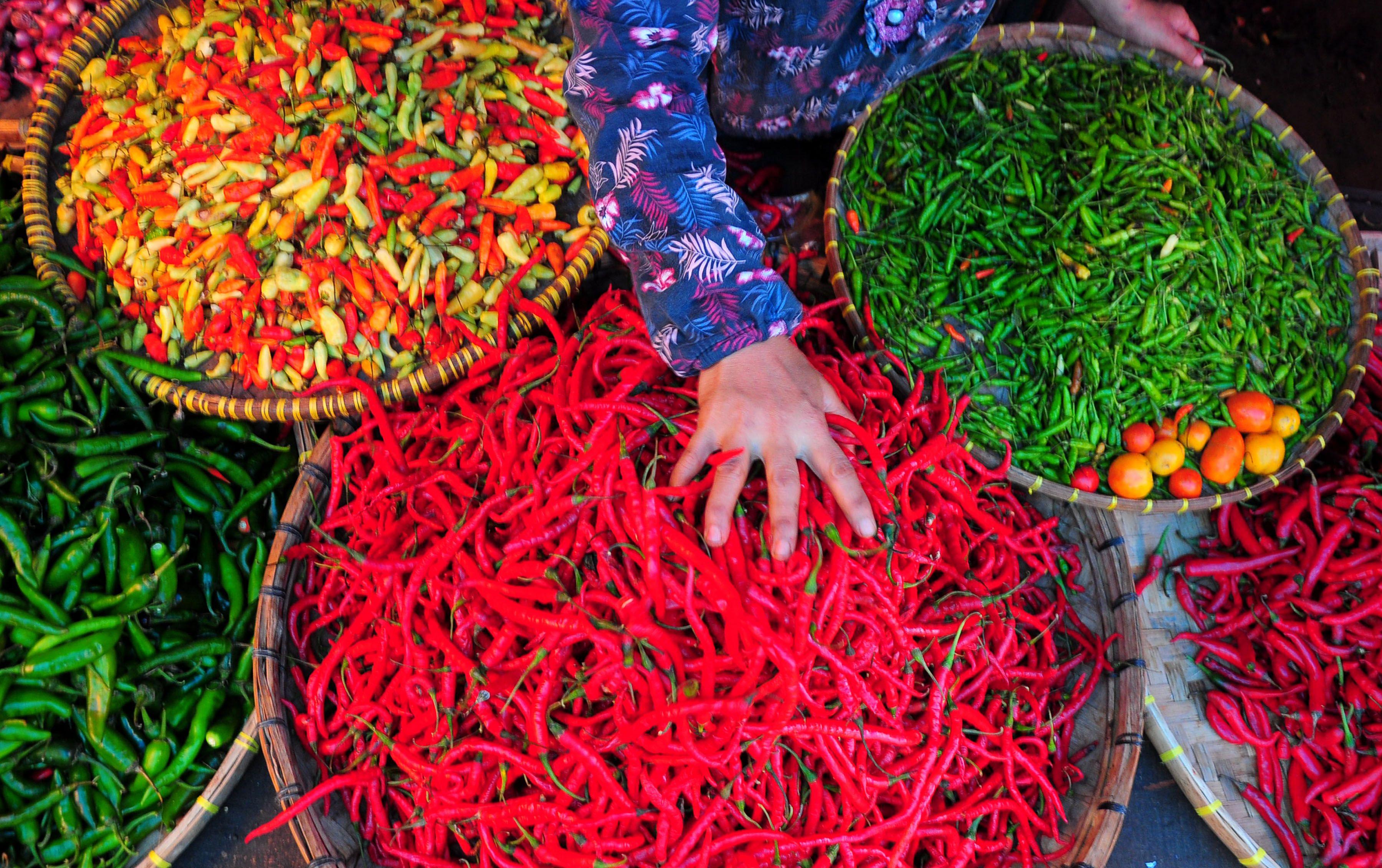 5 Bahan Makanan Ini Wajib Ada Di Dapur Orang Indonesia Http Www