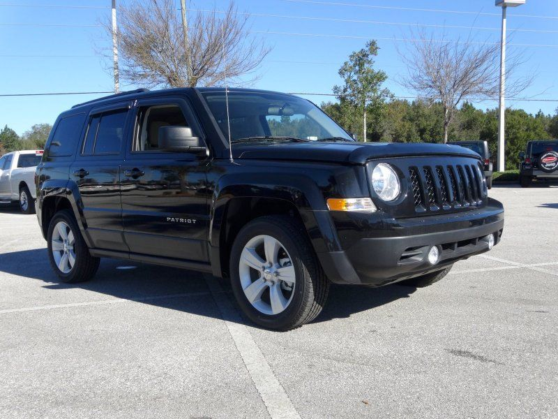 2014 Jeep Patriot Latitude Black Dream cars