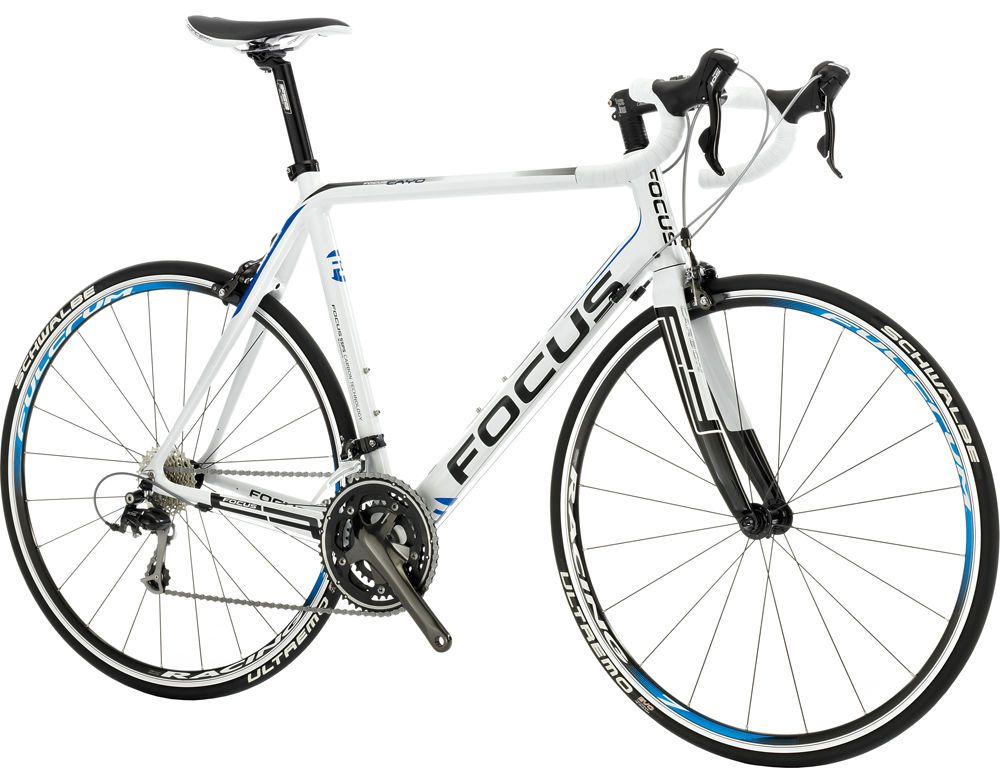Cayo 105 Compact 2010 Carbon Road Bike by Focus Fietsen