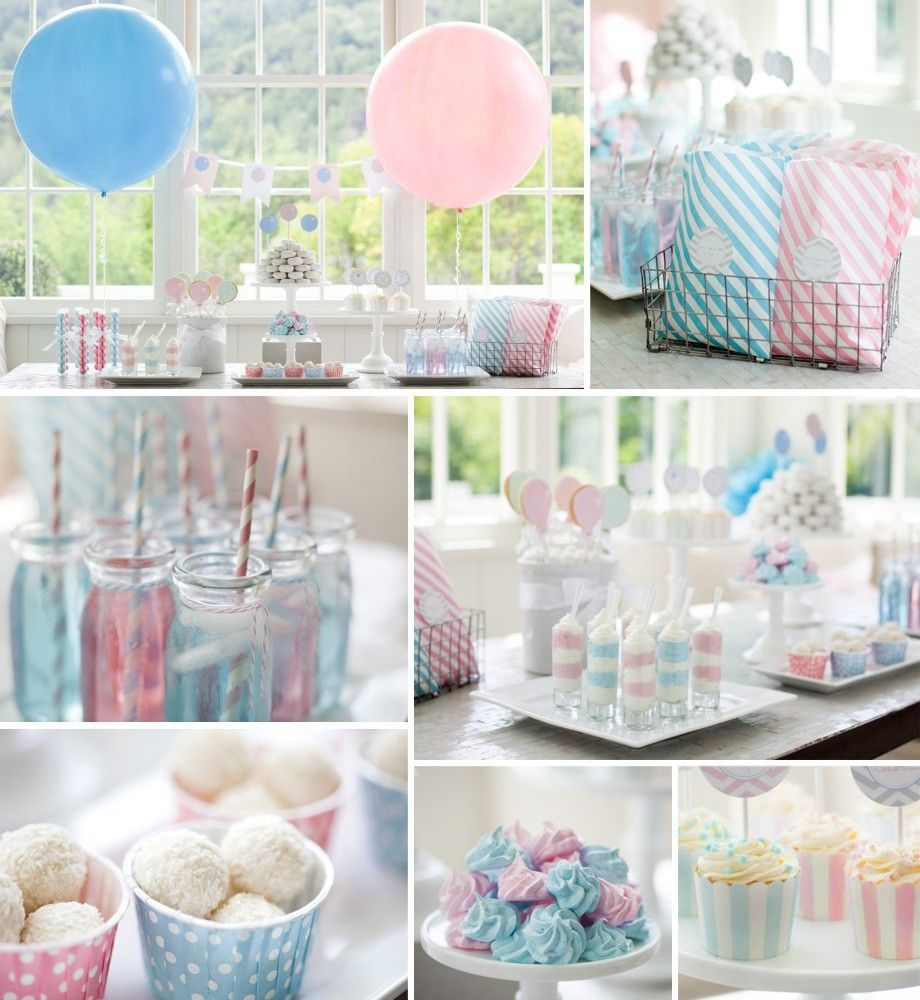 Prime Pink And Blue Decor Baby Pink Baby Blue Party Supplies Set Interior Design Ideas Clesiryabchikinfo