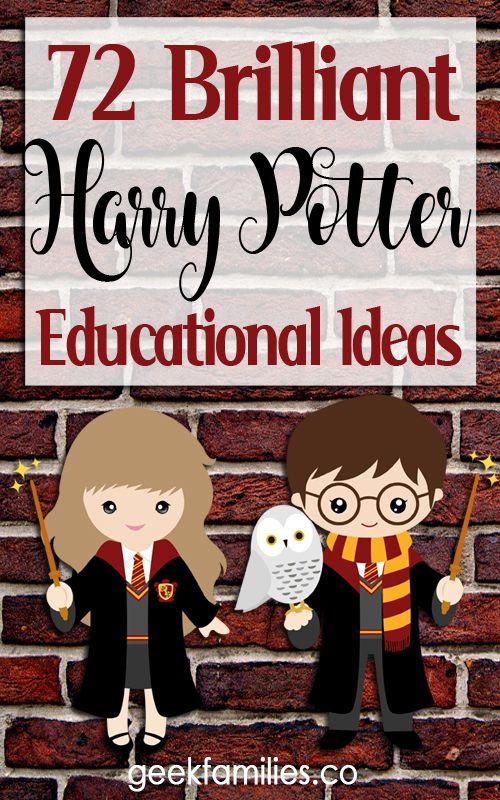 72 Brilliant Harry Potter Educational Ideas Harry Potter Classroom Harry Potter Classes Harry Potter School