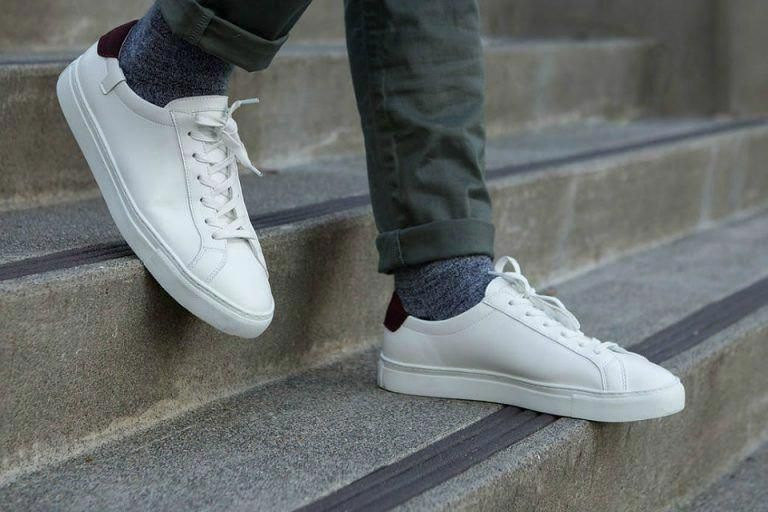 best all white sneakers