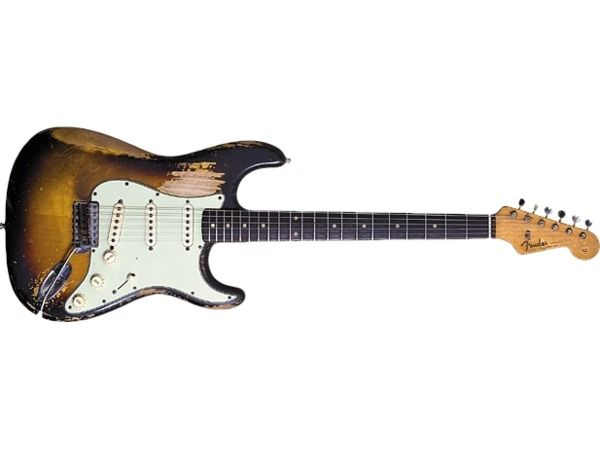 Fender Stratocaster Electric Guitar (Duplicate) Reviews & Prices   Equipboard®