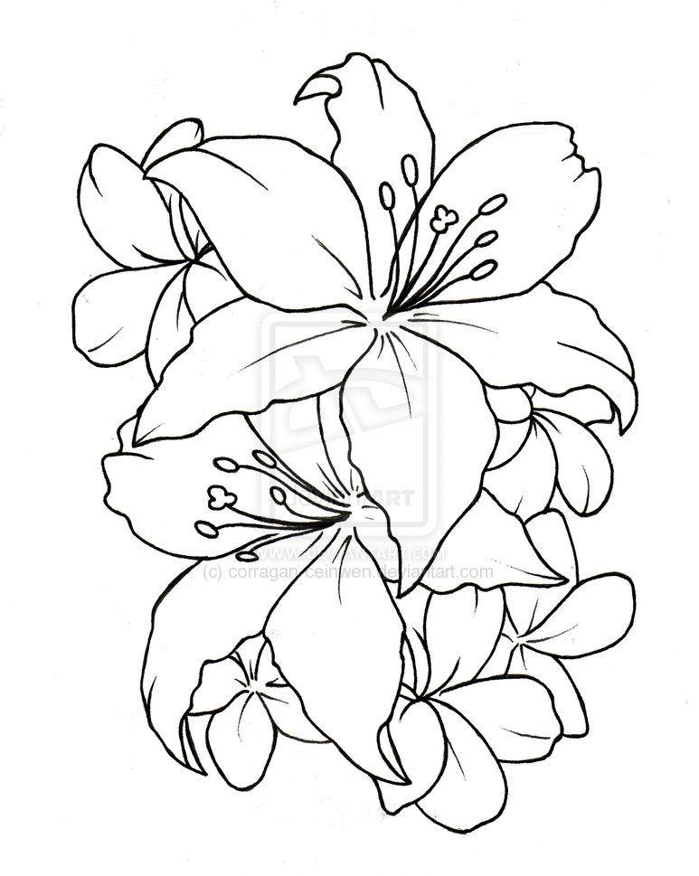 Simple Flower Tattoos 773 969 Next Tattoo