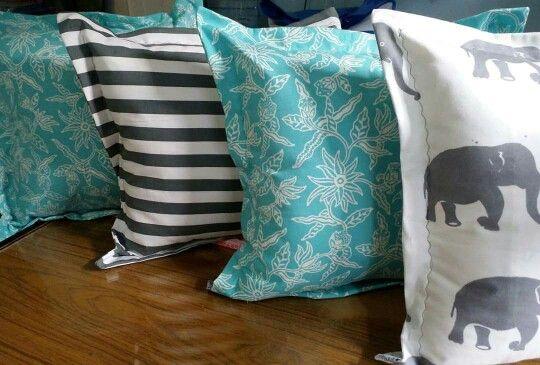 Batik cirebon #cushion #home