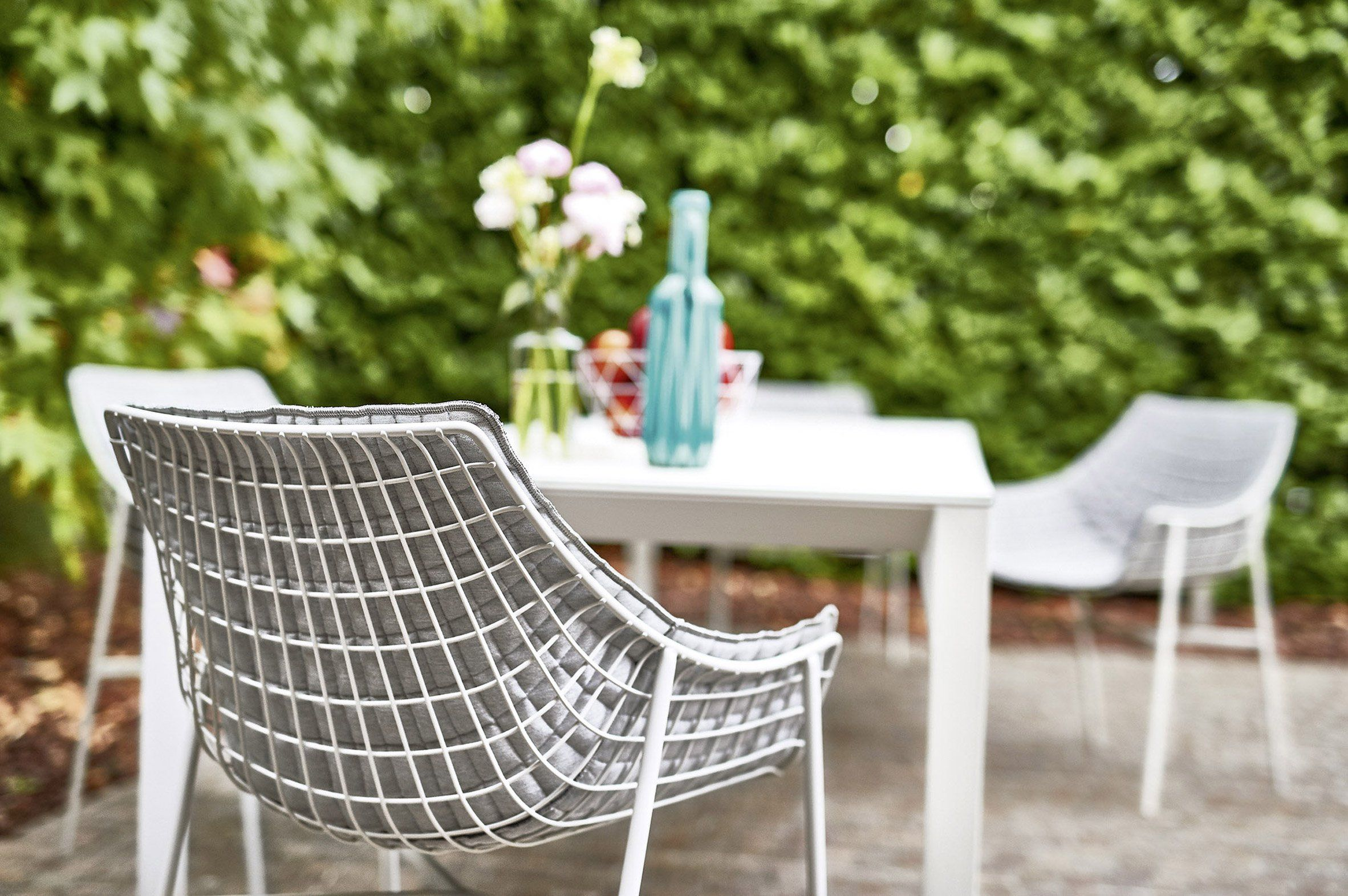 italian furniture brand. Italian Furniture Brand Varaschin Has Added A Rocking Chair With Net-structure Frame And R