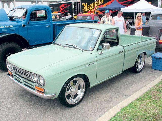 Datsun 521 Camionetas Autos Viejos Autos