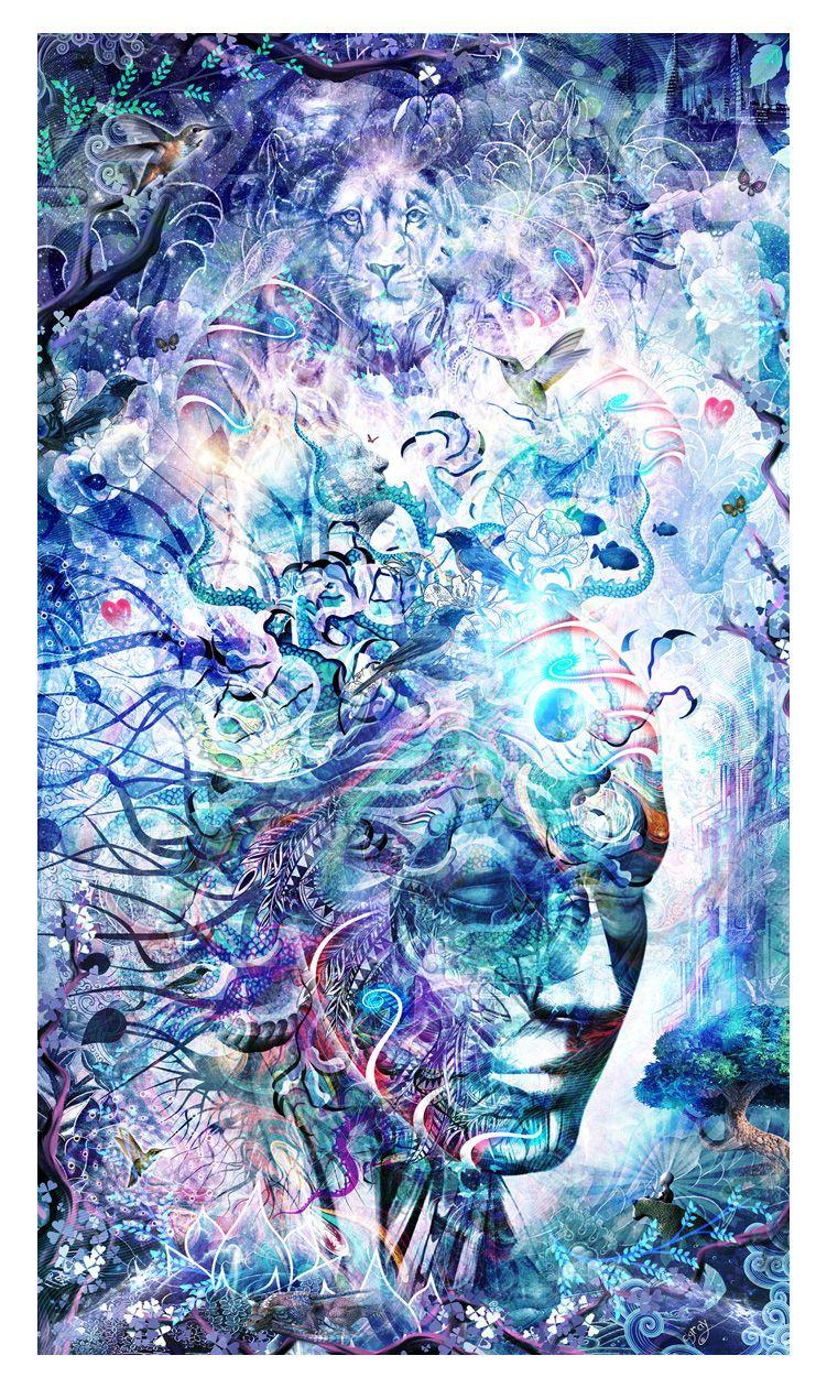 இڿڰۣ-ڰۣ— ❀ ✿  Los Sueños de Unidad - Página Oficial de Visionary Artist Cameron…