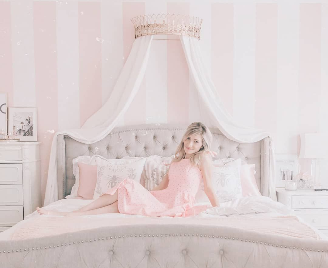 Say Hello To My Current Obsession This Gorgeous Bed By Overstock