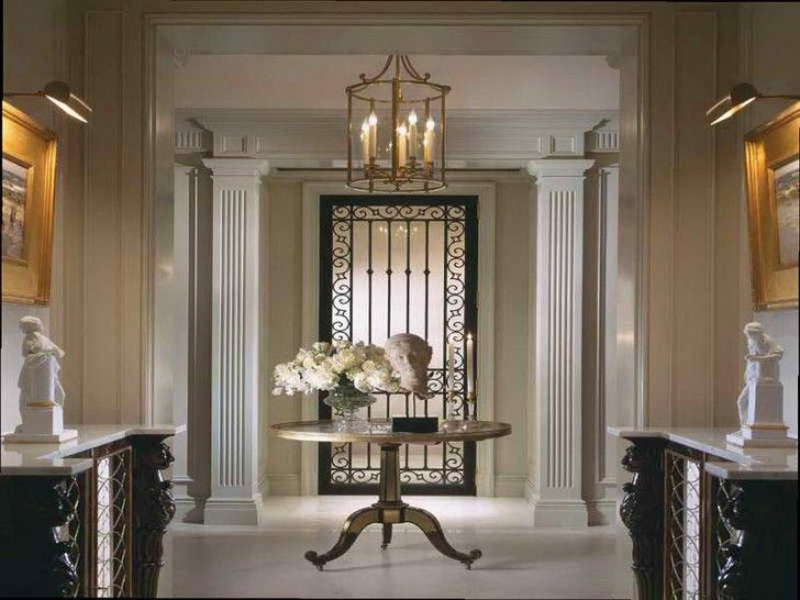 Luxury Foyer Ideas : Architecture luxury home foyer contemporary interior design