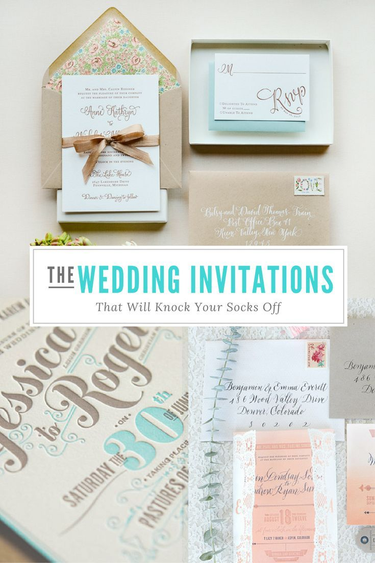 Wedding invitations that will knock your socks off cheap wedding invitations that will knock your socks off monicamarmolfo Gallery