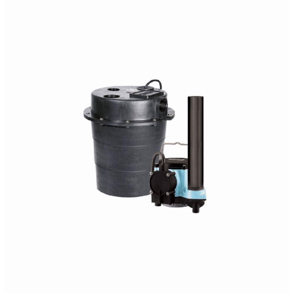 Little Giant Wrs 6 Drainosaur 0 3 Hp Water Removal Pump System 506055 Little Giants Wet Bar Sink Submersible Sump Pump