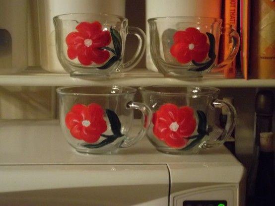 coffee mugs $5 ea