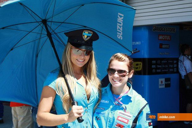 MotoGP Grid Girl Gallery: Indianapolis 2011 | Visordown