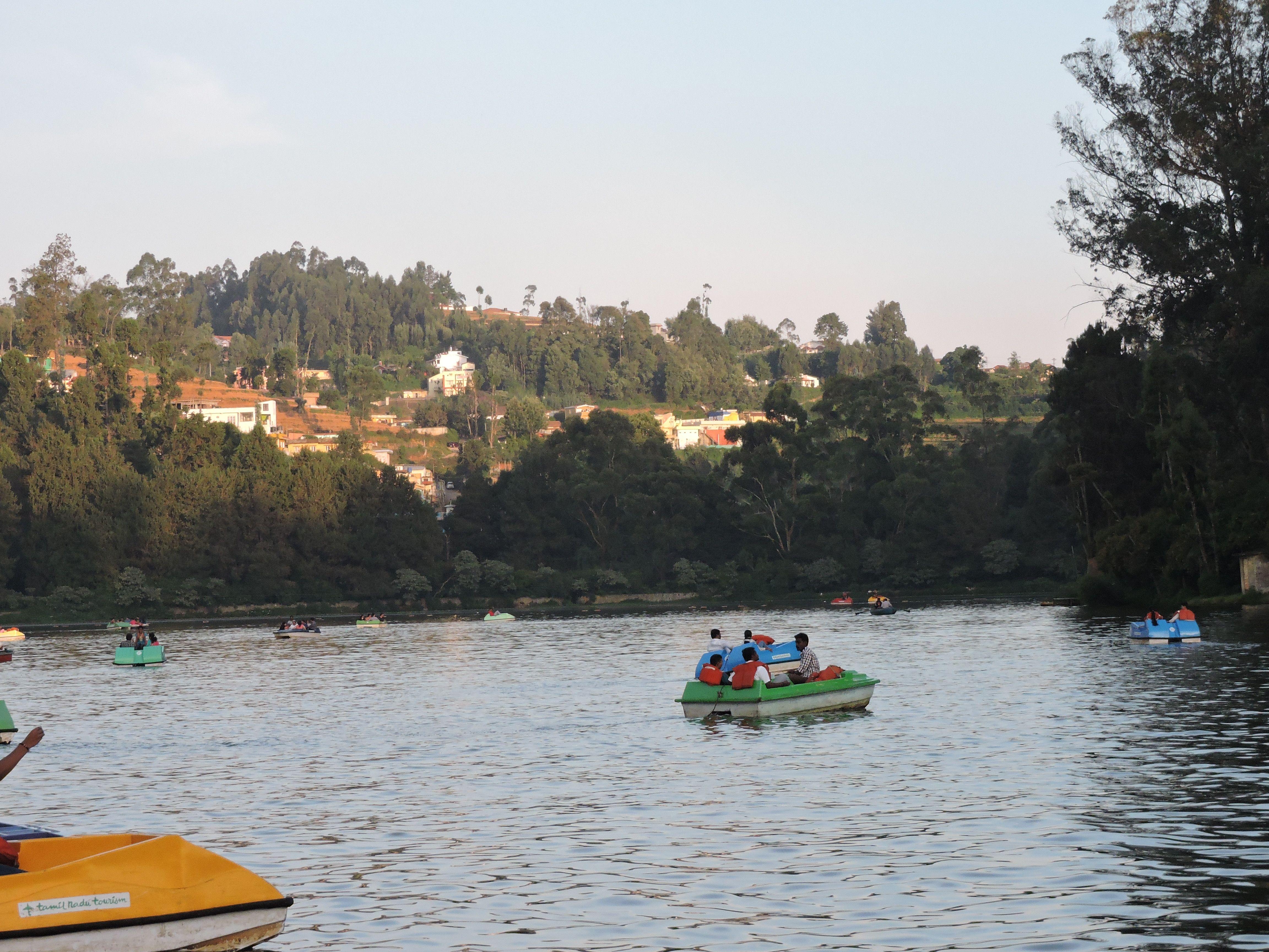 Ooty lake, Tamilnadu Ooty, Lake, Tamil nadu