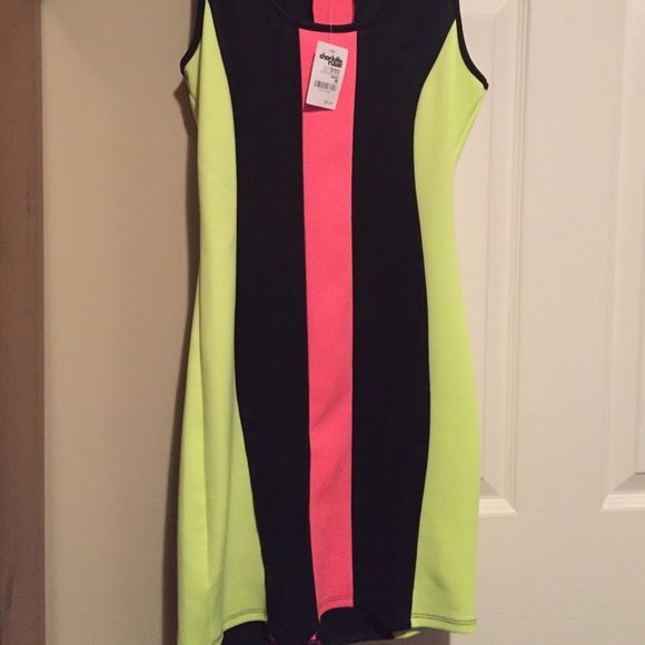 Charlotte RusseGoing out clubbing dress-super hot! Turn heads ladies with this neon! Charlotte Russe Dresses