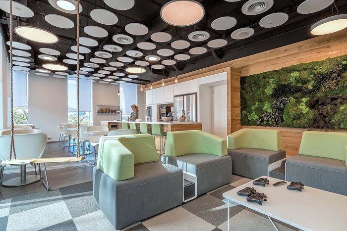 """Staubige Büros sind OUT - """"Wertschöpfung durch Wertschätzung"""" ist IN! Mit einer effizienten Objekteinrichtung und den entsprechenden Büromöbel arbeitet und lebt es sich gut - und das über Jahre! Weitere Informationen über moderne Büro- und Arbeitswelten finden Sie unter www.moderne-buerowelten.de oder in unserem Onlineshop unter www.objekteinrichter24.com ll #business #büromöbel #design #office #interior #furniture #popular #startup #modern #style #work #workspace #officedesign #bueromoebel"""