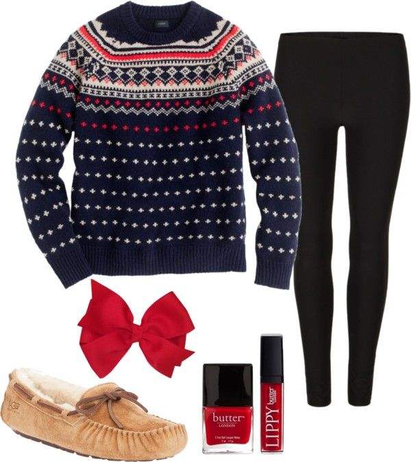 """It's Beginning to Feel A Lot Like Christmas!"" by classically-preppy ❤ liked on Polyvore"