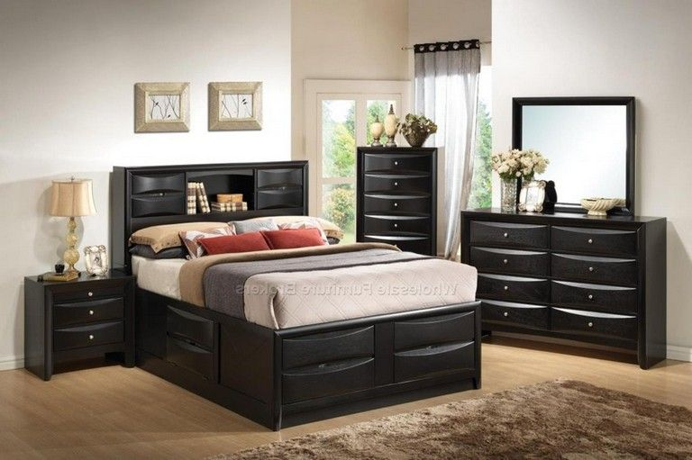 30 Awesome Bedroom Sets With Drawers Under Bed Bedroom