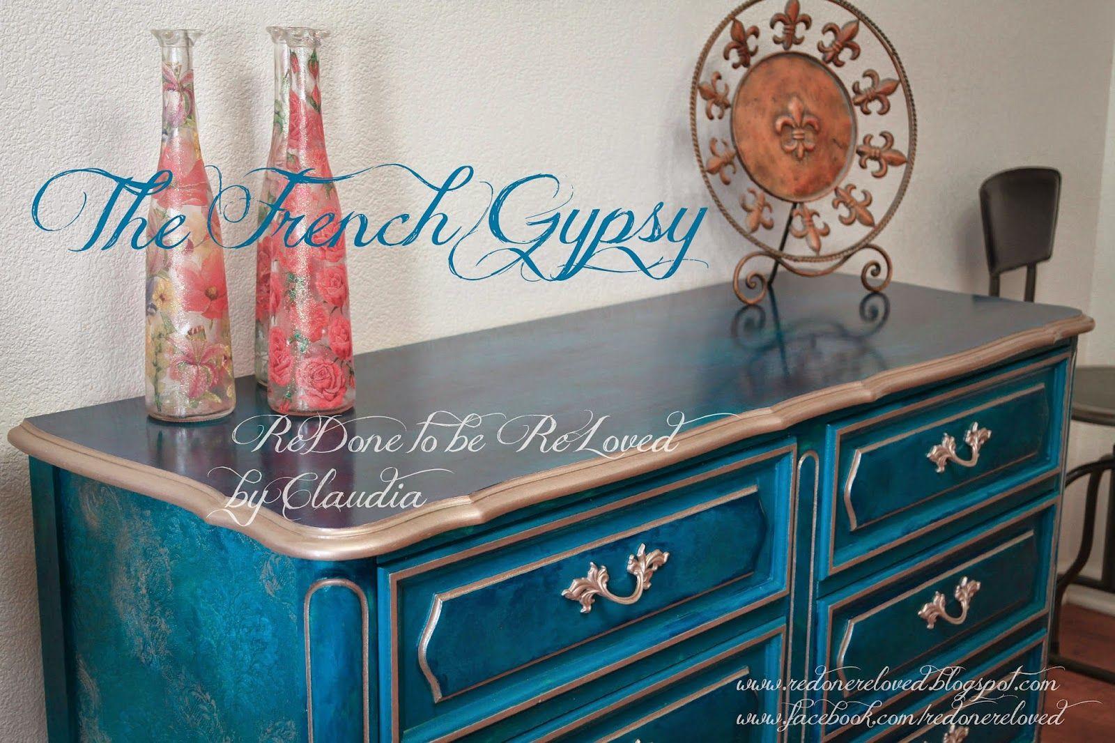 The French Gypsy Dresser