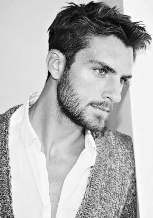 50 Men S Short Haircuts For Thick Hair Masculine Hairstyles Hair