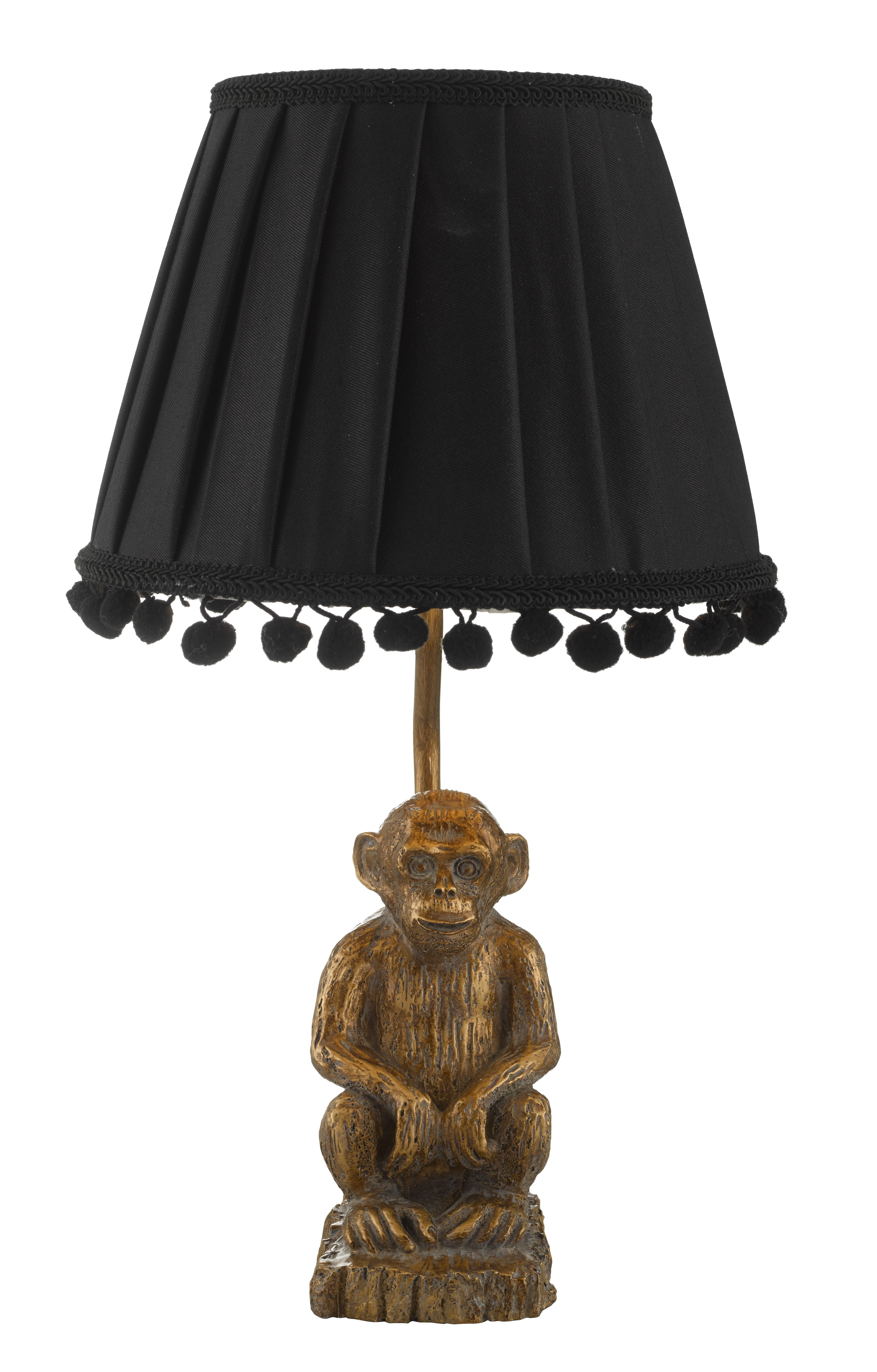 Abu monkey table lamp lightingideas industrialinterior abu monkey table lamp lightingideas industrialinterior ceilinglights debenhams lighting interiors aloadofball Gallery