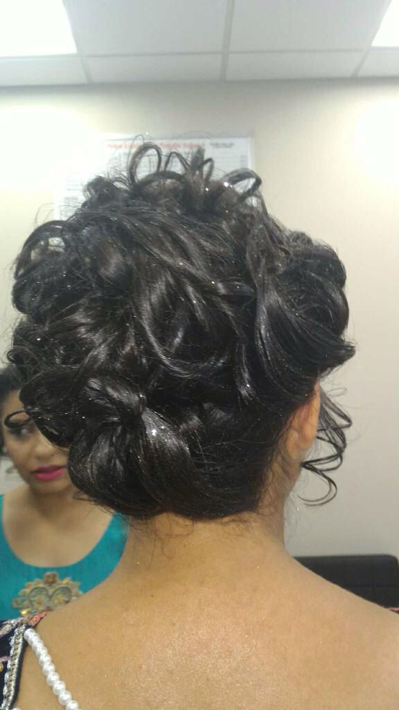 Wedding Hairstyle Dominican hairstylist