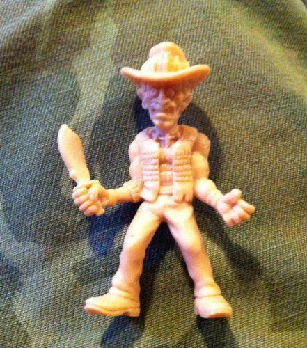 S.L.U.G. SLUG ZOMBIES FIGURES - Gator Jones Series 2 Figure @ niftywarehouse.com #NiftyWarehouse #Zombie #Horror #Zombies #Halloween