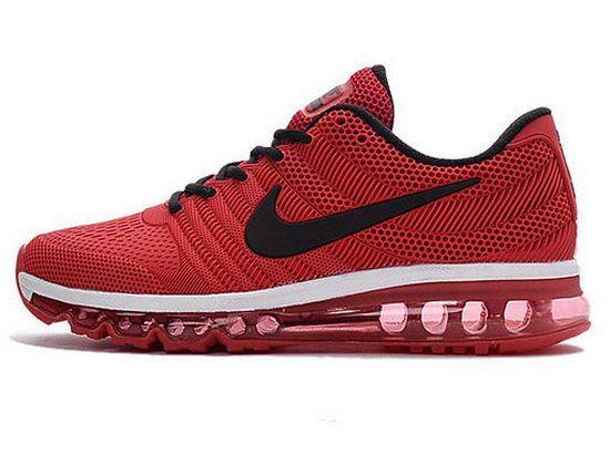 Mens Nike Air Max 2017 Kpu Red Black Online Shop | Air max