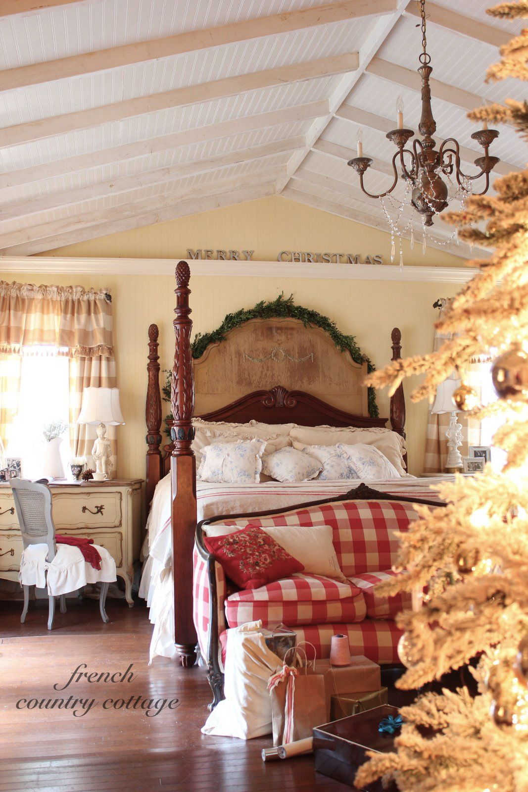 French Country Cottage Decor | Feathered Nest Friday Is Going On All Weekend