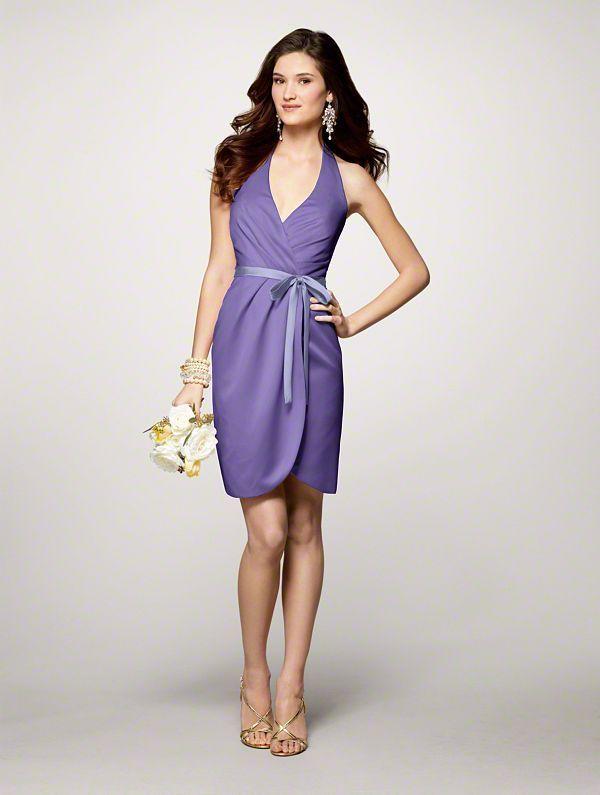 Alfred Angelo... Bridesmaid dress.. Purple grey.