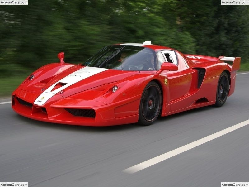 Edo Ferrari FXX (2008) #ferrarifxx