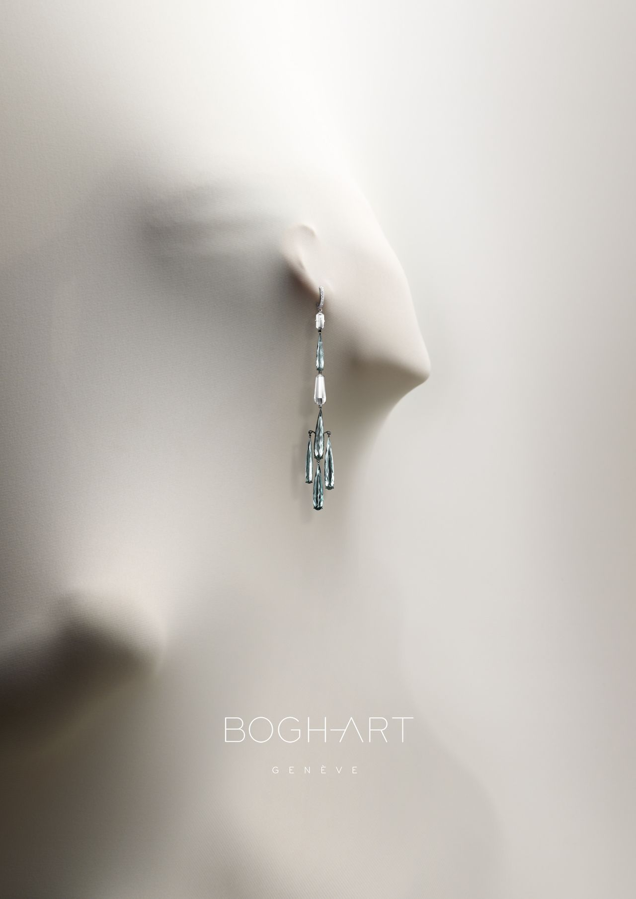 Bogh Art Geneve Print Ad Kind Of Creepy But Very Elegant Jewelry Photography Styling Jewelry Photography Jewelry Editorial