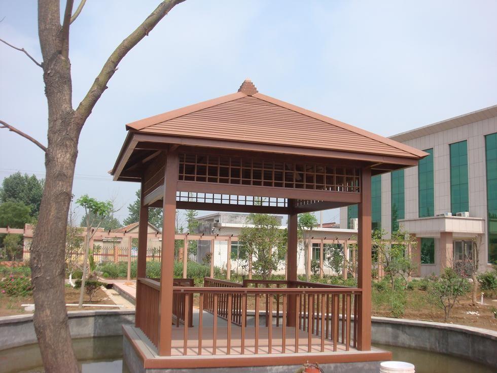 #pavillion #outdoor Furniture #wpc Wooden Pavillion For Villa Community,  Free Diy Pavillion