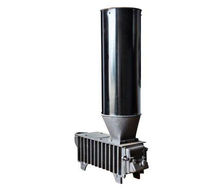 Estufa De Acero Policombustible Ecoloma Hueso Pellet 15 Kw Ref 16559270 Leroy Merlin Estufa Quemadores Estufas