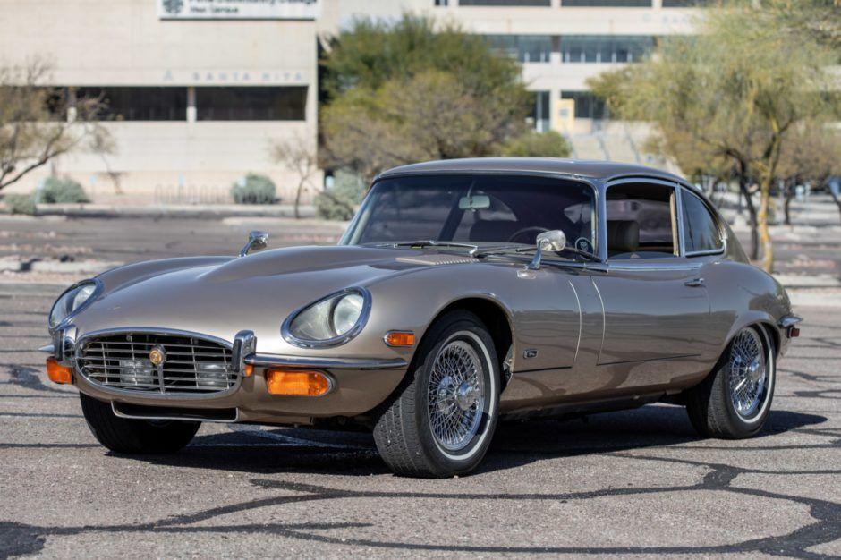 BaT Auction: 1971 Jaguar E-Type 2+2 V12 4-Speed
