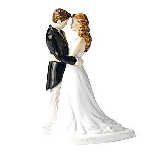 Vintage wedding cake topper ACOLORADOWEDDING Pinterest Her