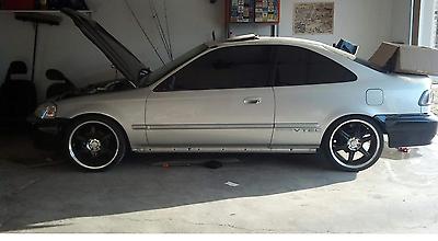 Ebay 2000 Honda Civic Ex With Swap Project 2000 Honda Civic Ex With