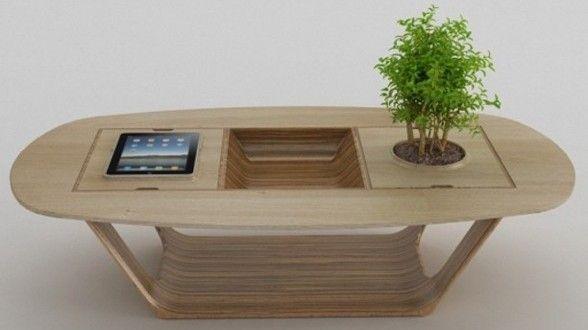 Tavolino bonsai ~ Tavolino da caff con bonsai stratodesign tavolo in legno