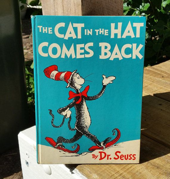First Edition Dr Seuss Books