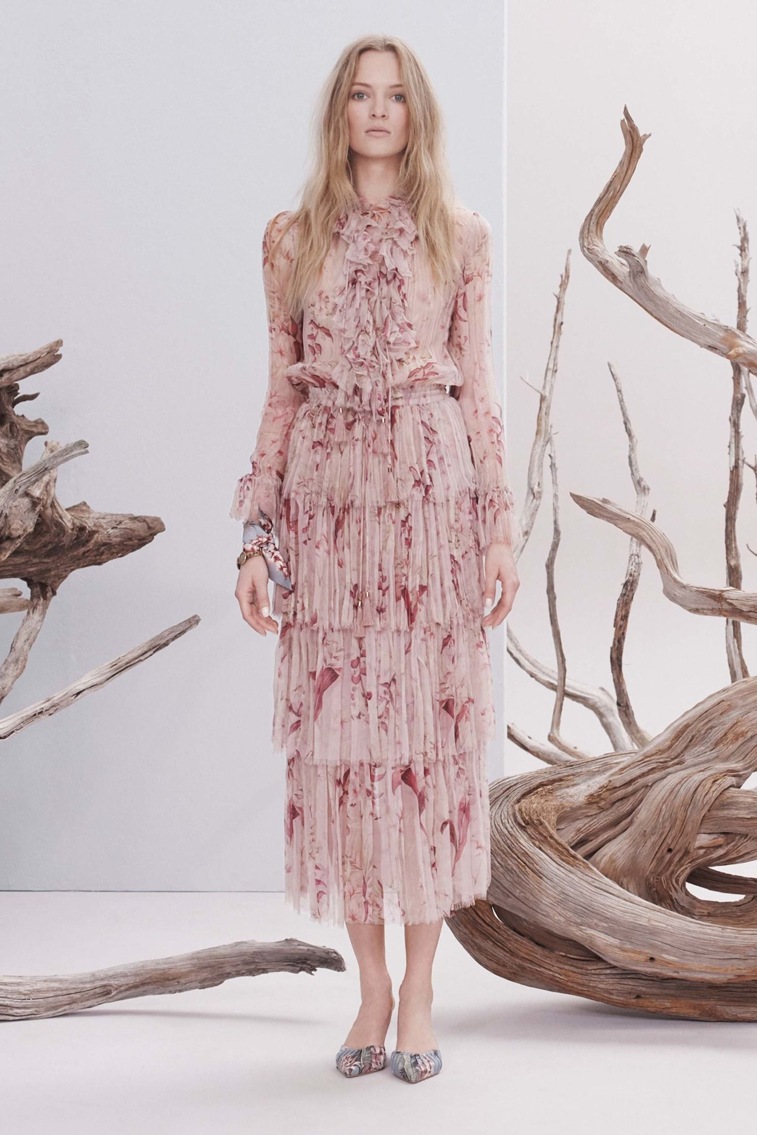 Zimmermann resort fashion show resorts collection and fashion