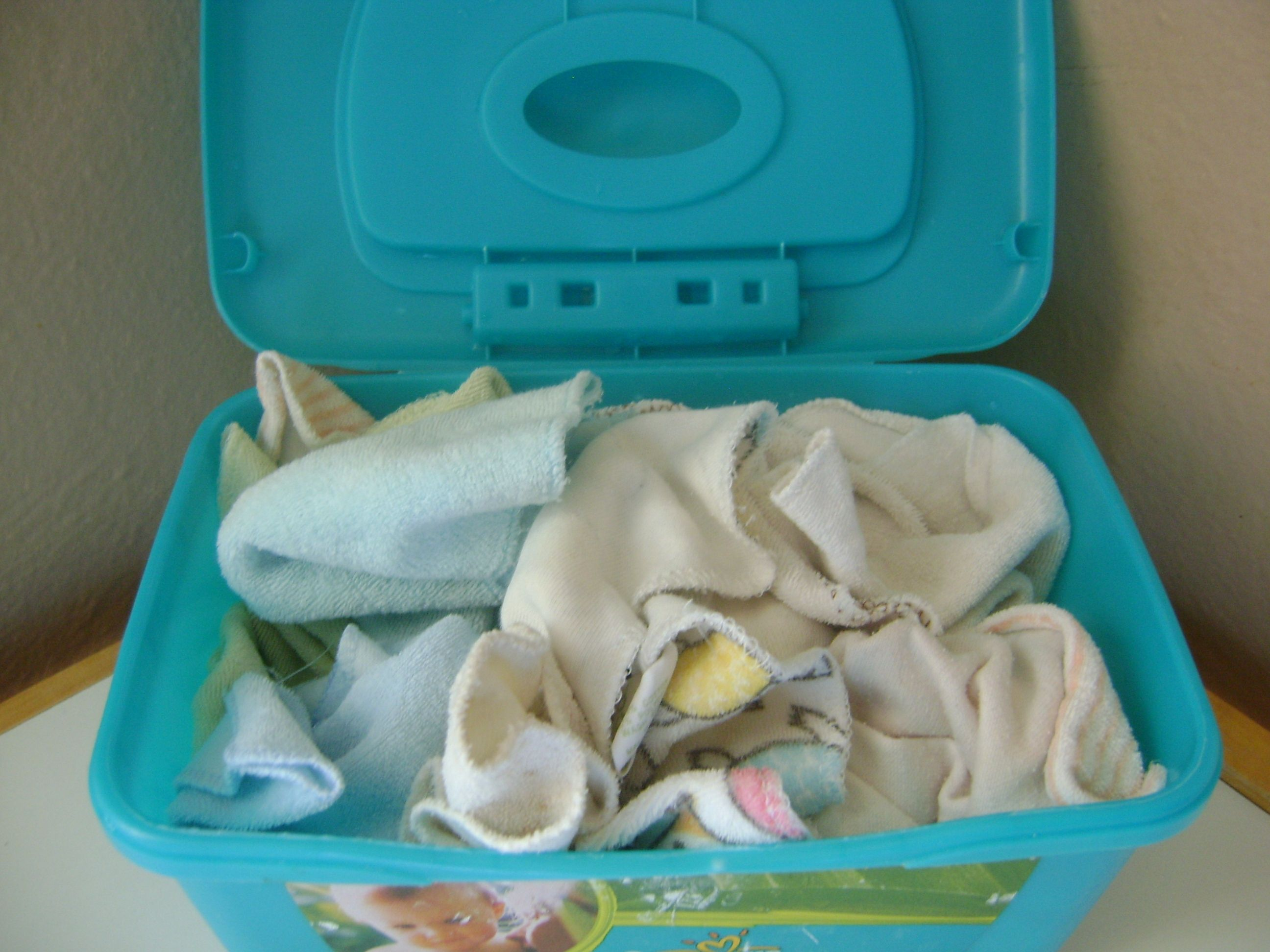 Using Cloth Wipes as Part of Your Cloth Diaper Routine