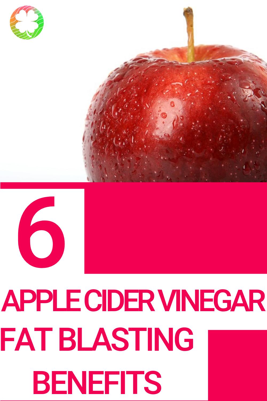 6 APPLE CIDER VINEGAR FAT BLASTING BENEFITS #applecidervinegarbenefits