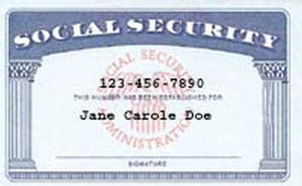 NOW JANE DOE HAS A MIDDLE NAME? HOW COME JOHN DOE DOES NOT? MAYBE - social security name change form