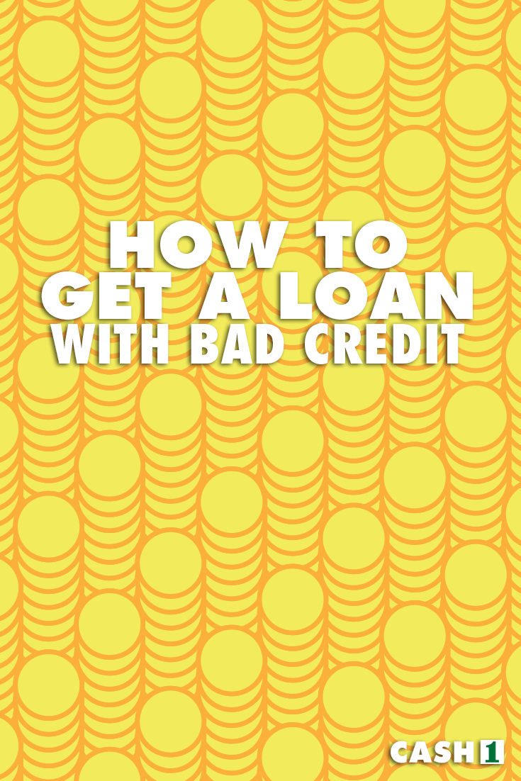 How To Get A Loan With Bad Credit If You Have Less Than Perfect Credit It Can Feel Like You Ll Never Ge Loans For Bad Credit Loans For Poor Credit