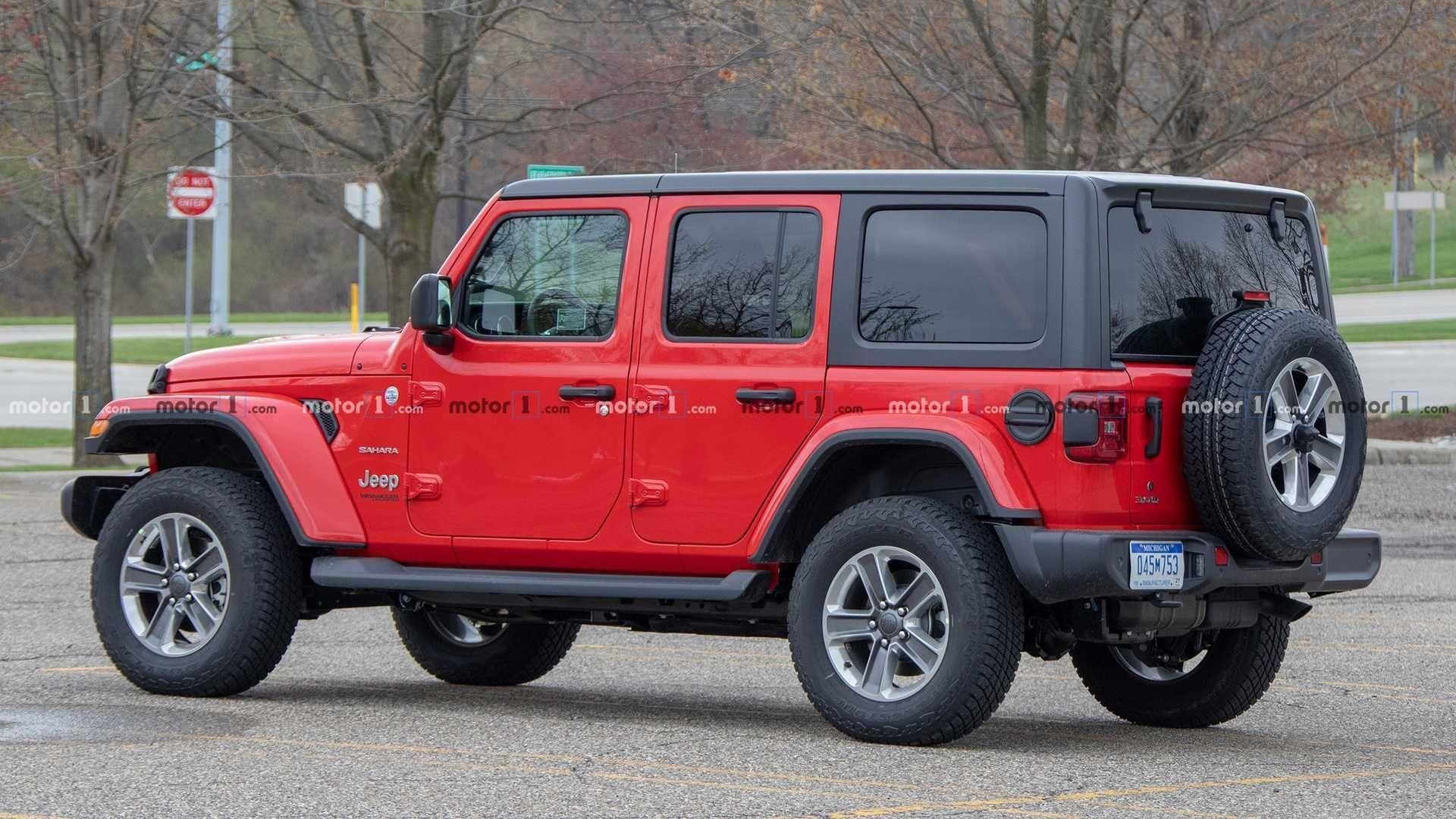 2021 Jeep Liberty Specs