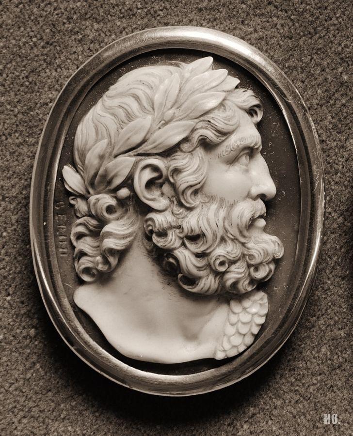 Cameo. Antonio Berini. Italian. c.1770-1861. ...