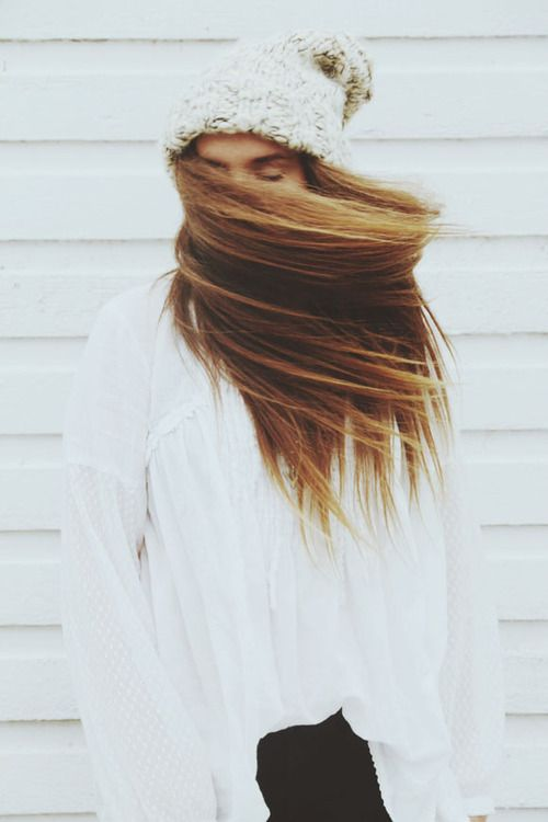 Freepeople How To Get Naturally Straight Hair W I N D S W E P T