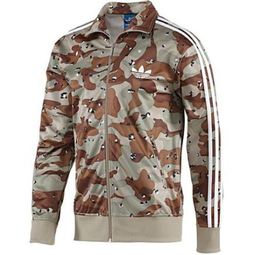 adidas chaqueta de camuflaje